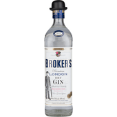 Brokers Premium London Dry Gin