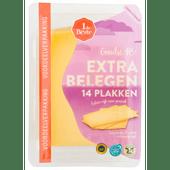 1 de Beste Extra belegen kaas 48+ voordeelverpakking