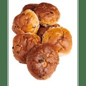 DekaVers Rozijnen krentenbollen