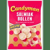 Candyman Salmiak bollen