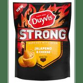 Duyvis Pindas strong jalapeño & cheese