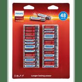 Philips Power alkaline batterijen