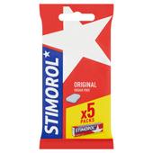 Stimorol Original suikervrij 5-pack