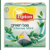 Lipton Green Tea - intense mint