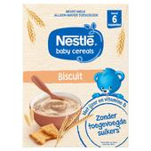 Nestlé Ontbijtpapje  6+ maanden biscuit