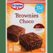 Dr. Oetker Mix voor brownies