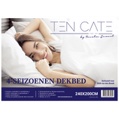 Ten Cate 4-seizoenen dekbed 240x200cm
