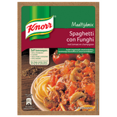 Knorr Mix voor spaghetti con funghi