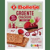 Bolletje groentecrackers rode biet