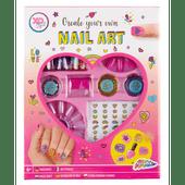 DIY nagel-, lippenbalsem- of haarkrijtstudio
