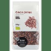 RAW Organic Food Cacao nibs