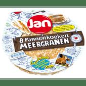 Jan Pannenkoeken meergranen 8 stuks