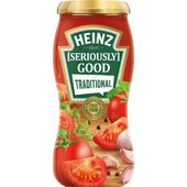 Heinz Pastasaus traditional
