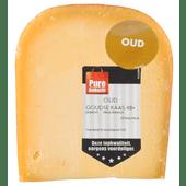Pure Ambacht Oude Goudse kaas stuk 48+
