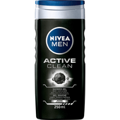 Nivea Douchegel men active clean