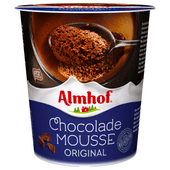 Almhof Chocolademousse