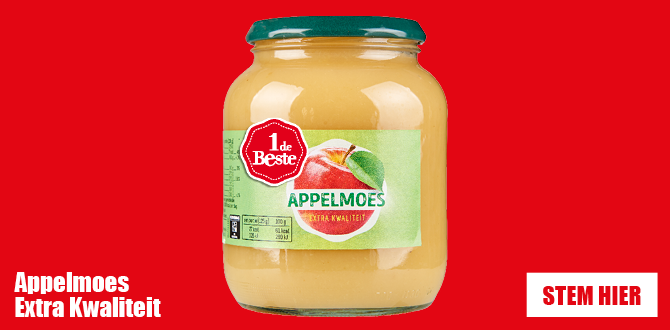 Appelmoes Extra Kwaliteit - 403028