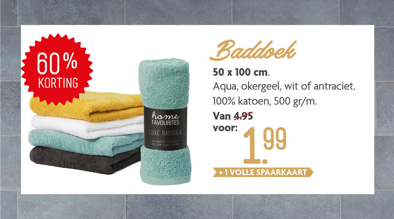 Baddoek
