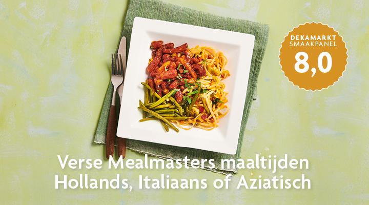 Mealmasters maaltijden