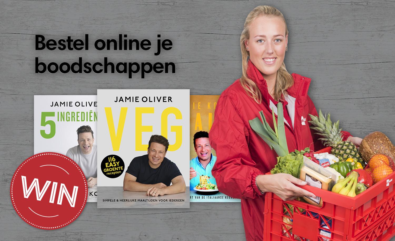 Jamie kookboek winactie