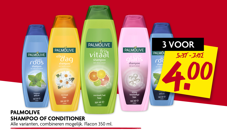 Palmolive shampoo of conditioner