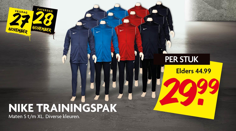 Nike trainingspak