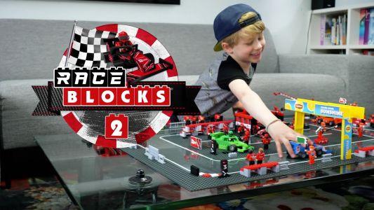 Raceblocks sparen