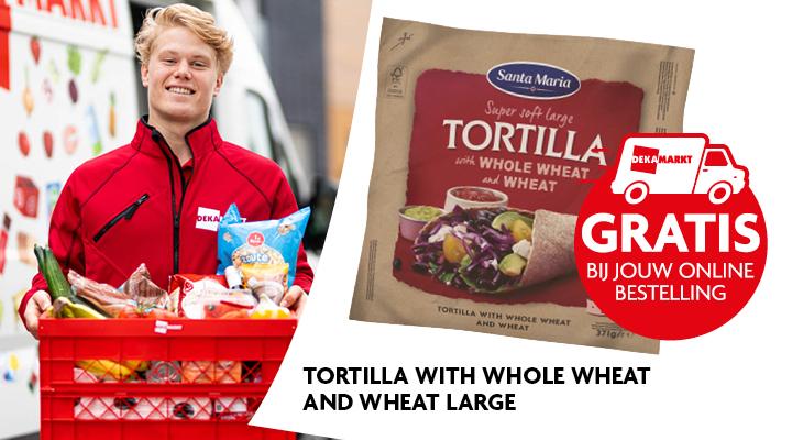 Gratis Santa Maria Tortilla