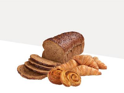 Brood beleg en koek