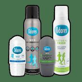 Odorex deodorant