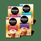 Nescaf' koffiespecialiteiten