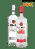 Bacardi Rum Carta Blanca of Razz