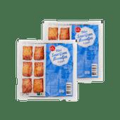1 de Beste mini saucijzen- of worstenbroodjes