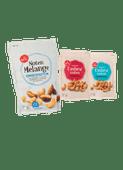 1 de Beste Cashewnoten, pistachenoten of notenmelange