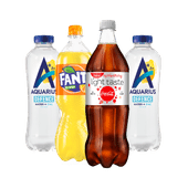 Coca-Cola, Fanta of Aquarius