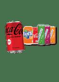 Coca Cola, Fanta of Fernandes