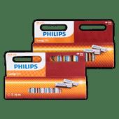 Philips batterijen