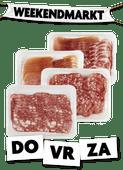 Spaanse of Italiaanse vleeswaren