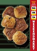 DekaVers krenten-rozijnenbollen