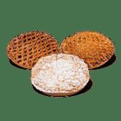 Appelkruimel-, kersen- of abrikozenvlaai
