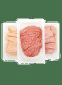 1 de Beste flinterdunne vleeswaren