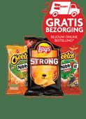 Lay's Hamka's, Cheetos of Strong