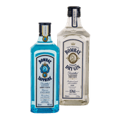 Bombay Sapphire of London Dry gin