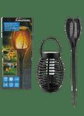 Solar tuinfakkel of lantaarn