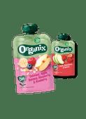 Organix fruithapje