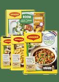 Maggi saus of  maaltijdmix
