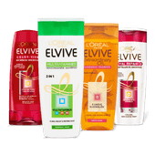 Elvive shampoo of conditioner