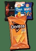 Doritos, Lay's Sensations, Oven Baked of Wokkels