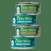 John West tonijnstukken of twists