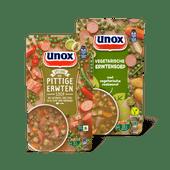 Unox soep in zak